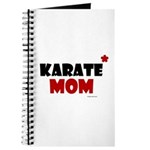 Karate Mom 1 (Cinnamon) Journal