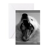 For The Howl Of It Greeting Cards (Pk of 10)