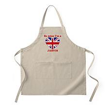Jarvis, Valentine's Day BBQ Apron