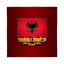 Republic of Albania Queen Duvet