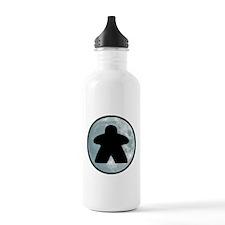 Halloween Meeple on Mo Water Bottle