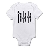 Audio Balance Control Infant Bodysuit