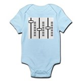 Audio Balance Control Onesie