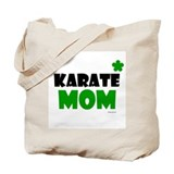Karate Mom 1 (Grass) Tote Bag