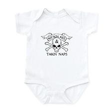 Baby Humor shirts Takin Naps Infant Bodysuit