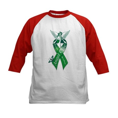 Angel Cove Logo Kids Baseball Jersey