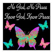 GOD IS PEACE Invitations