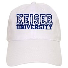 KEISER University Baseball Cap