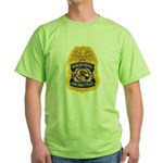 Border Patrol Air Ops Green T-Shirt