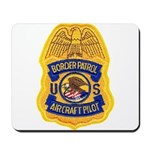 Border Patrol Air Ops Mousepad