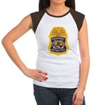 Border Patrol Air Ops Women's Cap Sleeve T-Shirt