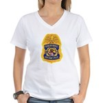 Border Patrol Air Ops Women's V-Neck T-Shirt
