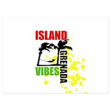 Travel Grenada Invitations