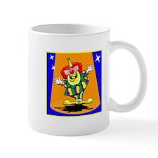 clowning around Mugs