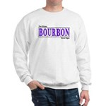 Mardi Gras Street Sign Sweatshirt