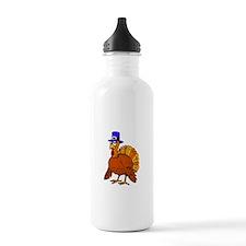 turkey Water Bottle