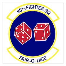 90TH_FIGHTER_f15 Invitations