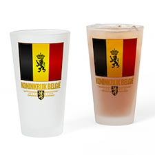 Kingdom of Belgium Drinking Glass