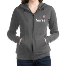 Cute Nursing graduation Women's Zip Hoodie