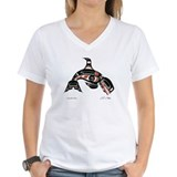 Diving Killer Whale Shirt
