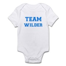 TEAM WILDER Infant Bodysuit