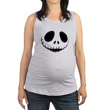 Unique Happy pumpkin Maternity Tank Top