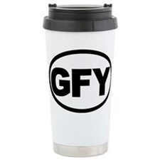 Cute Gfy Travel Mug