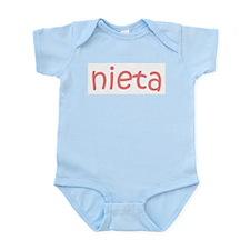 nieta Infant Bodysuit
