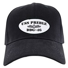 USS PREBLE Baseball Hat