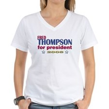 Fred Thompson for Pres Shirt