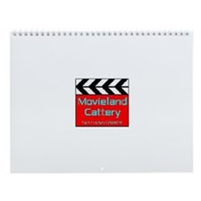 Movieland Devon Rex Wall Calendar