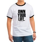 Own Your Life Ringer T