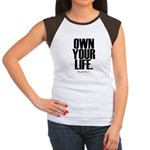 Own Your Life Women's Cap Sleeve T-Shirt