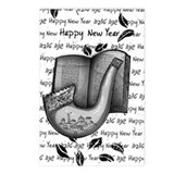 Rosh HaShanah: Shofar Postcards (Package of 8)