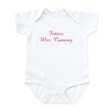 Future  Mrs. Conway  Infant Bodysuit