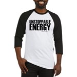 Unstoppable Energy Baseball Jersey