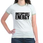 Unstoppable Energy Jr. Ringer T-Shirt