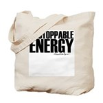Unstoppable Energy Tote Bag
