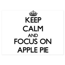 Keep Calm by focusing on Apple Pie Invitations