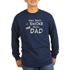 father's day gift smoke T