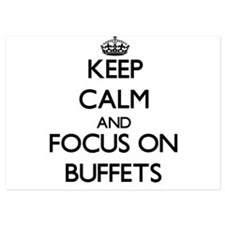 Keep Calm by focusing on Buffets Invitations