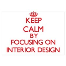 Keep Calm by focusing on Interior Desi Invitations