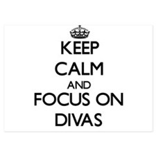 Keep Calm by focusing on Divas Invitations