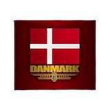 Denmark Fleece Blankets