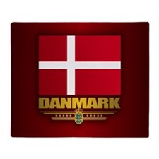 Danneborg Throw Blanket