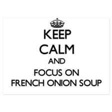 Keep Calm by focusing on French Onion Invitations