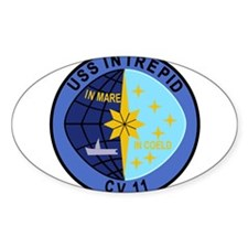 CV-11 USS INTREPID Multi-Pu Decal