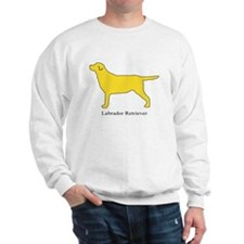 Yellow Labrador Retriever Jumper