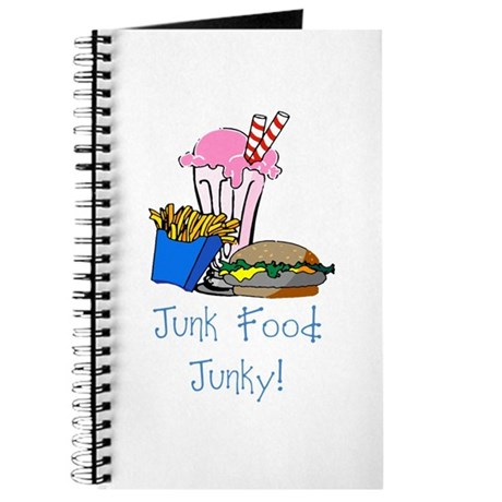 Junk Food Junky Journal