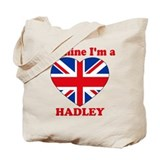 Hadley, Valentine's Day Tote Bag